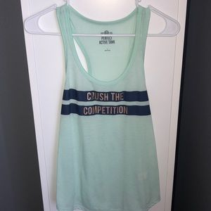 Crush the competition tank top